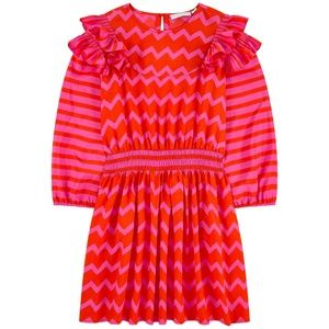 STELLA MCCARTNEY KIDS Zigzag Dress